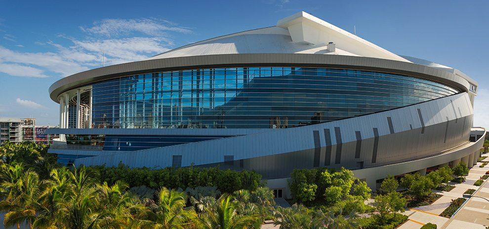Marlins Stadium - Century Project