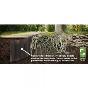 Century Root Barrier from Century Products